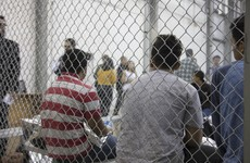 Trump says migrant detention centres will be opened up to visits by journalists