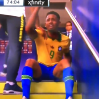'I need to grow up' - Jesus apologises for reaction to Copa America final red card