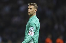Bayern legend Matthaus accuses Neuer of 'totally unacceptable' behaviour