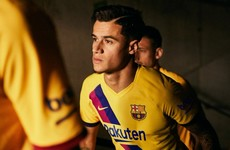 Barcelona recreate iconic away kit to mark 40 years of La Masia