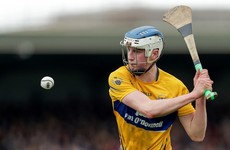 3 senior players in Clare starting side to face Cork in Munster hurling semi-final