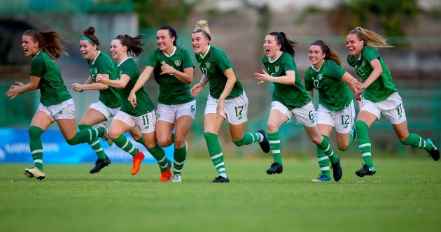 Penalty joy for Ireland as they reach semi-finals of World University Games