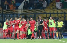 Tunisia end 54-year losing streak with shoot-out success over Ghana