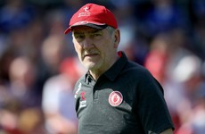 Tyrone boss issues apology over video of players singing rebel song during parade