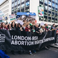 London Irish campaigners taking British government to court over Northern Ireland abortion laws
