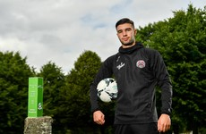 Bohs attacker Danny Mandroiu picks up Player of the Month award for June
