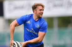 Ryan and Turner among Leinster's new academy players for 2019/20 season