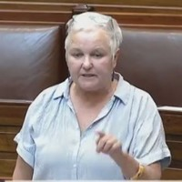 Bríd Smith accuses Taoiseach of 'untruths' in fiery debate on lobbying and climate bill
