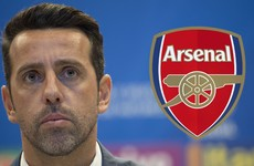 Arsenal confirm appointment of Edu as new technical director
