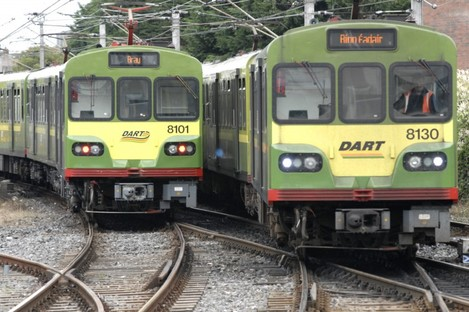 Wi-Fi for DART by the end of the summer - promise.