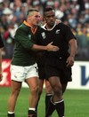 World Cup-winning Springbok James Small dies aged 50