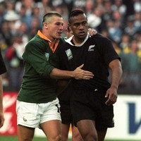 World Cup-winning Springbok James Small dies aged 50