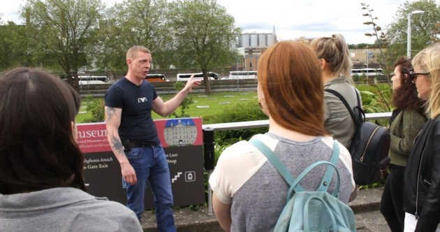 Smithfield's homelessness tour guide: 'Most locals don't get to talk to anybody who is homeless'