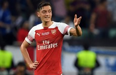 Fenerbahce distance themselves from signing Mesut Ozil