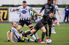 Dundalk left frustrated by Latvian opponents in Champions League qualifier