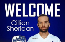 Well-travelled Irish striker Sheridan joins Israeli club