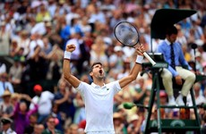 Djokovic barely breaks sweat as defending champion cruises into semi-finals