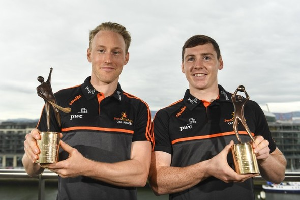 Wexford and Donegal stars claim latest GAA player of the month awards