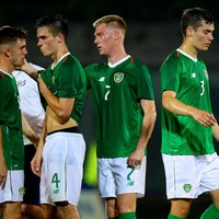Irish men's team bow out of University Games in defeat to Russia