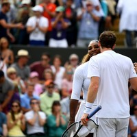 No fairytale ending for Murray and Williams in Wimbledon mixed doubles
