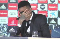 Real Madrid's new €50m man forced to walk out on press conference after feeling dizzy