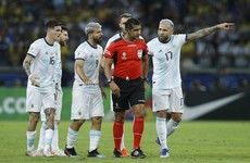 'We knew the losing team would look for someone to blame' - Copa America ref hits back at Messi criticisms