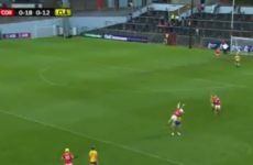 This superb catch and point lit up Cork's Munster semi-final win over Clare
