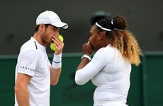'A lifetime experience': Serena refuses to rule out future Murray pairing