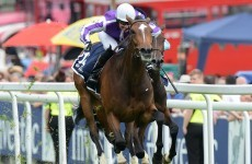 Was takes Oaks to give O'Brien Derby boost