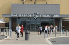 Firefighters tackle blaze at Warner Bros studios in Hertfordshire