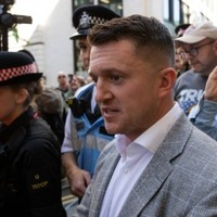 Far-right activist Tommy Robinson given nine-month jail sentence