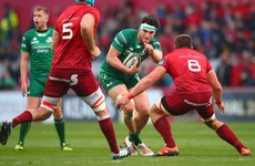 Connacht and Munster to meet in pre-season inter-pro