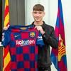 Barcelona sign former Ireland underage international from West Brom