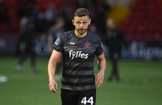 Dundalk's returning star has no regrets over England move