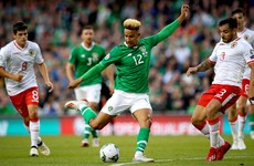 Preston accept bid from Premier League club for Ireland forward Robinson