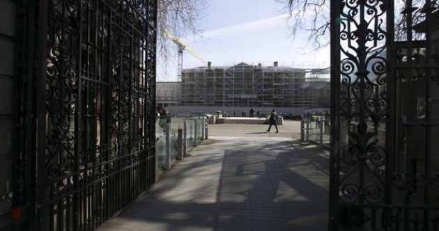 Leinster House refurbishment to cost €17m