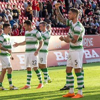 Lopes goes from villain to hero as Shamrock Rovers earn positive Europa League result in Norway