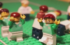 VIDEO: Great Euro moments… with Lego