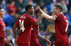 6 of the best for Liverpool as Marseille beaten by Accrington