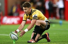 All Blacks star Barrett swaps Hurricanes for Super Rugby rivals Blues