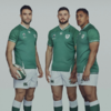 IRFU and Canterbury unveil Ireland's jerseys for the Rugby World Cup and beyond