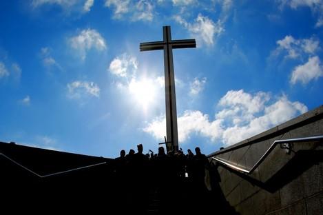 The Papal Cross, Phoenix Park.