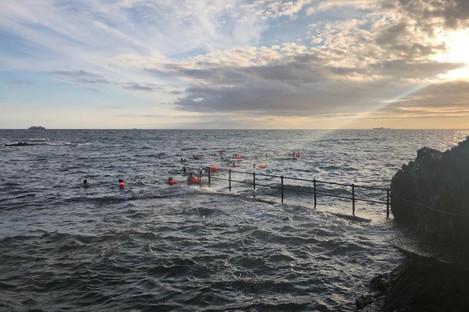 Dash & Splash swimmers at Skipping Stone Beach.