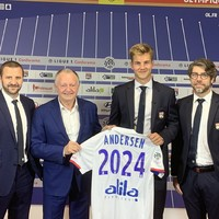 Lyon break their transfer record to sign €30m Serie A defender