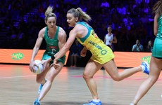 Gaelic football fuelling Northern Ireland's Netball World Cup bid across the water