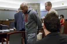 Behind bars: Mayweather turns himself in for 90-day jail term