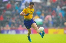 Darcy drafted into Roscommon side to face Tyrone