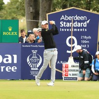 McIlroy six off the lead as Irish trio miss the cut at the Scottish Open