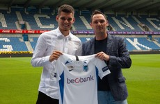 Gheorghe Hagi's son to play in Champions League this season after leaving Romanian club