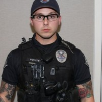 US policeman who was fired over fatally shooting unarmed man was rehired so he could claim pension